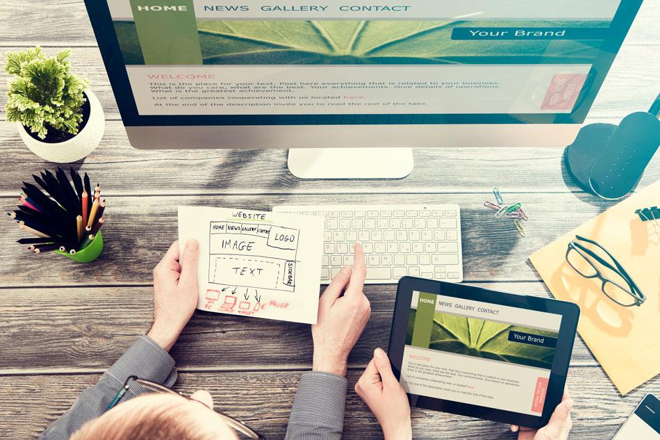 Quais os benefícios em se ter um site?