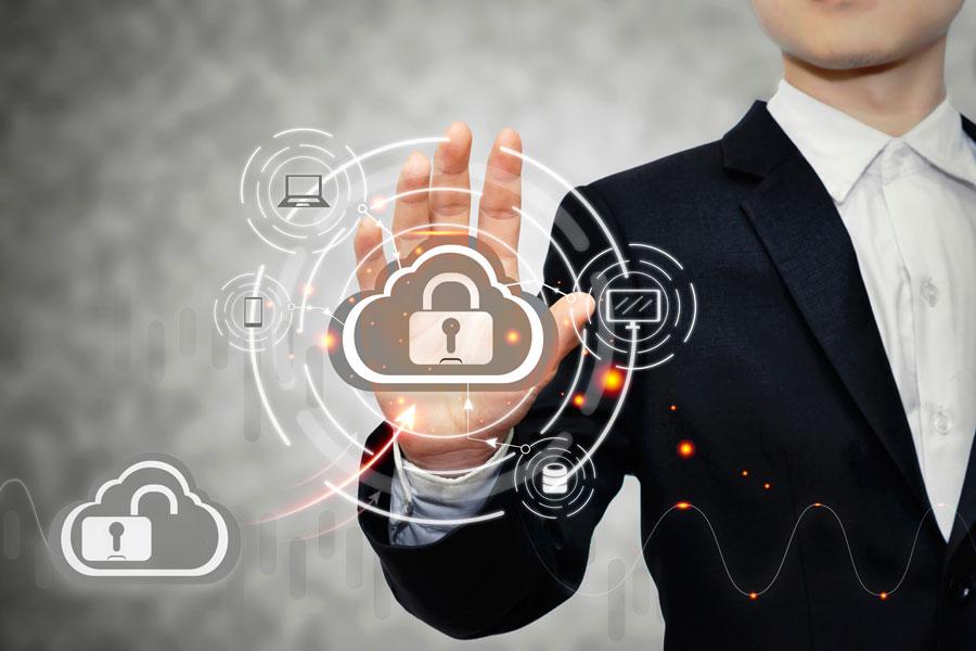 Conceito de prevenção ao roubo de dados