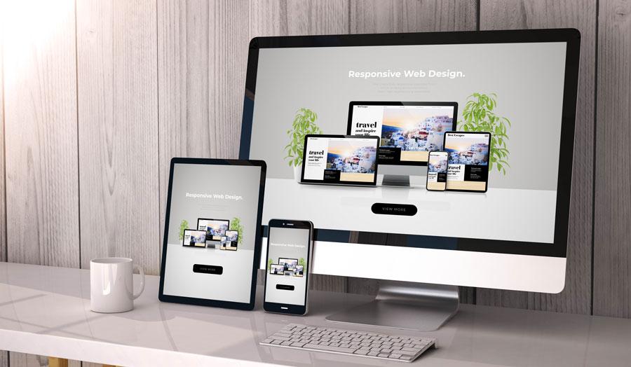Telas de computador, celular e tablet